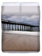 Ocean City Pier 3 Duvet Cover