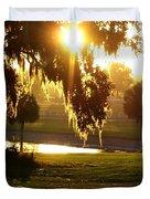 Ocala Sunset Duvet Cover