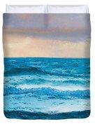 Ocean Art 1 Duvet Cover