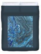 Ocean Blue 2 Duvet Cover
