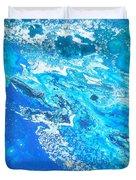 Ocean Blue -tac Duvet Cover