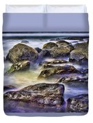 Ocean Break Duvet Cover