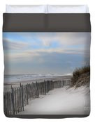 Ocean City Duvet Cover