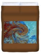 Ocean Colors Duvet Cover