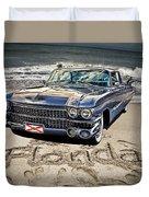 Ocean Drive Duvet Cover