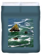 Ocean Rock Duvet Cover