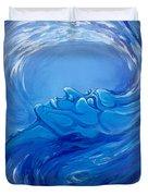 Ocean Spirit Duvet Cover