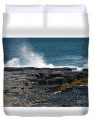 Ocean Spray Duvet Cover