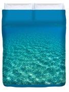 Ocean Surface Reflections Duvet Cover