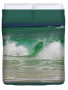 Ocean Wave 3 Duvet Cover