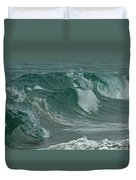 Ocean Waves 2 Duvet Cover