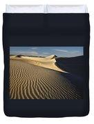 Oceano Dunes Duvet Cover