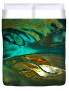 Oceans About You Duvet Cover