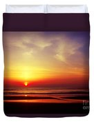 Ocen Sunrise. Duvet Cover