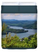 Ocoee Lake 2 Duvet Cover