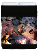 October Acorn Duvet Cover