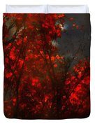 October Sky Duvet Cover