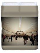 Oculus Made In New York  Duvet Cover