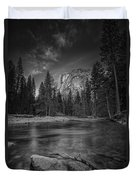 Ode To Ansel Adams Duvet Cover