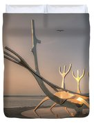 Ode To The Sun 0635 Duvet Cover