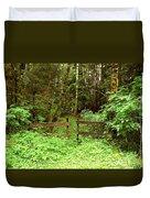 Off The Beaten Path Haida Gwaii Bc Duvet Cover