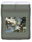 Office Art Prints Magnolia Tree Flowers Landscape 15 Giclee Prints Baslee Troutman Duvet Cover