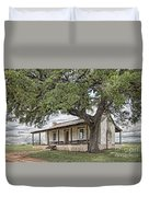 Officer's Quarters Duvet Cover