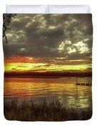 Ogi Sunset Duvet Cover