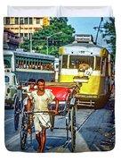 Oh Calcutta Duvet Cover