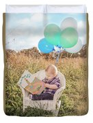 Oh The Places You'll Go Duvet Cover
