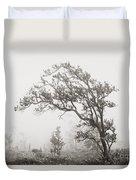 Ohia Lehua Tree Duvet Cover