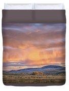 Ohio Pass Colorado Sunset Dsc07562 Duvet Cover