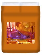 Oil And Water 14 Duvet Cover