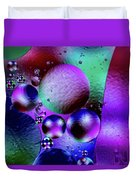 Oil And Water 2 Duvet Cover