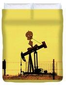 Oil Baron Tweety Duvet Cover