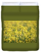 Oilseed Rape Duvet Cover