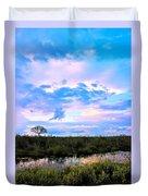 Okavango Sundowners Duvet Cover