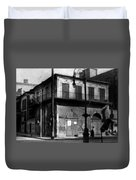 Old Absinthe House Duvet Cover