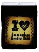Old Amsterdam Duvet Cover