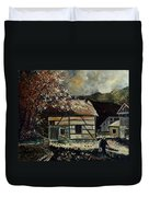 Old Ardennes 56 Duvet Cover