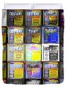Old Bay Andy Warhol Super Duvet Cover