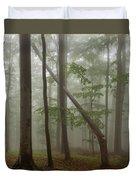 Old Beech Forest Duvet Cover