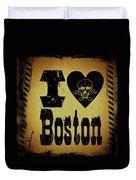 Old Boston Duvet Cover