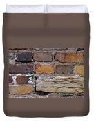 Old Bricks Duvet Cover