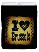 Old Brussels Duvet Cover