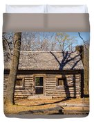 Old Cabin Duvet Cover
