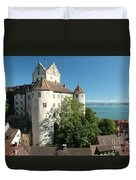 Old Castle Duvet Cover