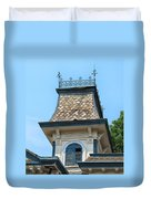 Old Cupola Duvet Cover