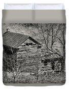 Old Deserted Farmhouse 3 Duvet Cover