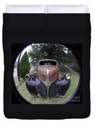 Old Dodge Truck Duvet Cover